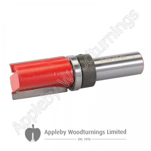 """3/4"""" x 1 1/4""""  S=1/2"""" Silverline TCT Template Router Cutter"""
