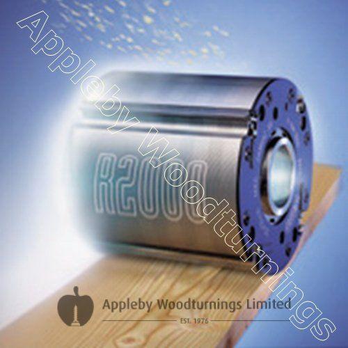 125 x 310mm Genuine Tersa Cutter Block  40mm Bore