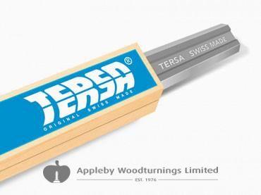 180mm Genuine Swiss TCT Solid Carbide Tersa Knife 1pc
