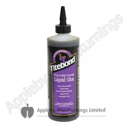 Titebond Polyurethane Waterproof Liquid Glue 12fl .oz (355ml)