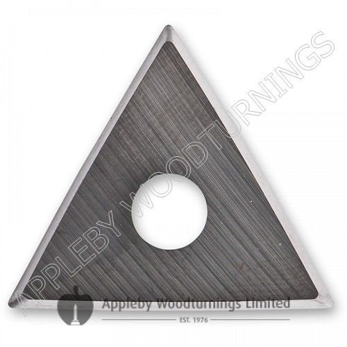 25mm Triangle Scraper Blade To Suit Bahco Ergo 625 Hand Held Scraper 5 Pieces