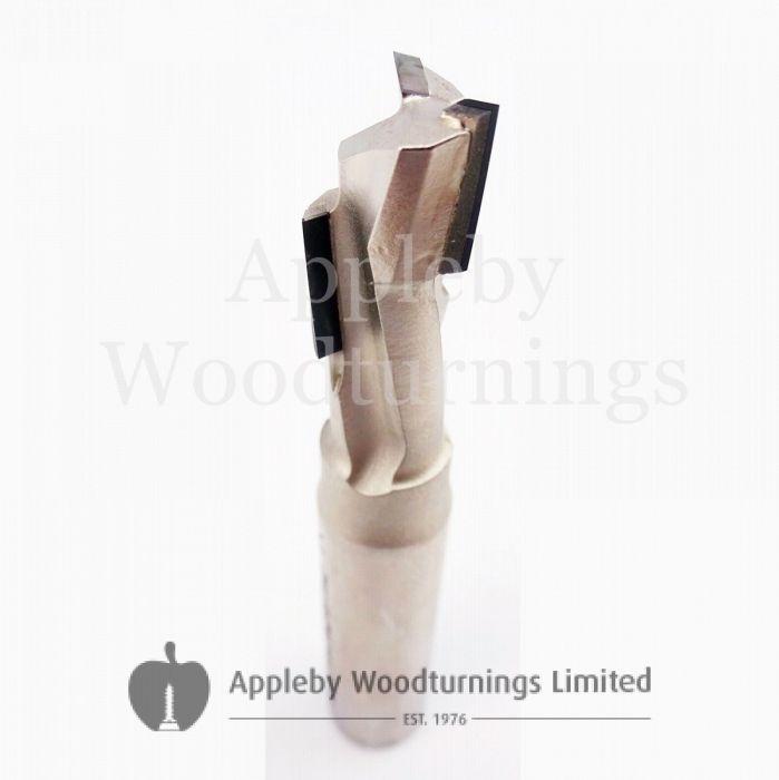 12mm dia x 25mm cut CNC PCD Diamond Router Z=1+1 S=12 Up/Down Compression R/H Kyocera