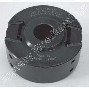 96mm x 55mm Id=30mm Whitehill Steel Limiter Head 050S00080
