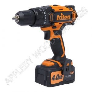 Triton T20 Drill Driver 20V 104544  T20DD