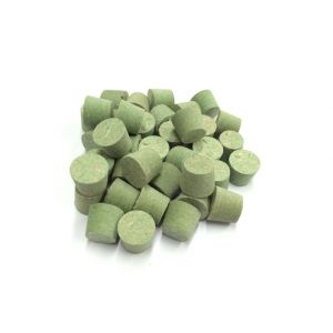 1/2 Inch Green MDF Tapered Wooden Plugs 100pcs