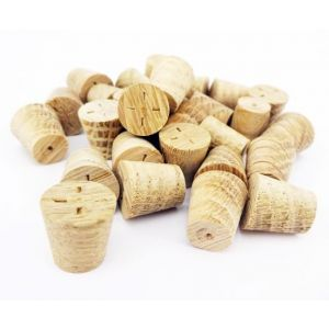 10mm American White Oak Tapered Wooden Plugs 100pcs