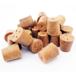 10mm Red Balau Tapered Wooden Plugs 100pcs