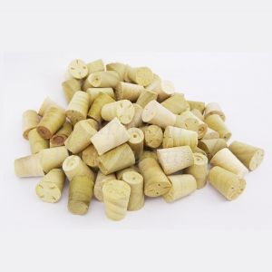 11mm Tulipwood Tapered Wooden Plugs 100pcs