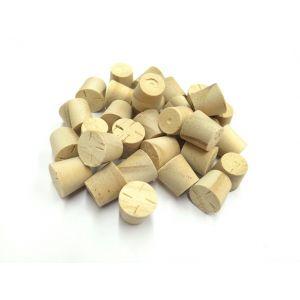 42mm Accoya Tapered Wooden Plugs 100pcs