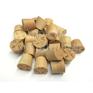 12mm Cedar Tapered Wooden Plugs 100pcs