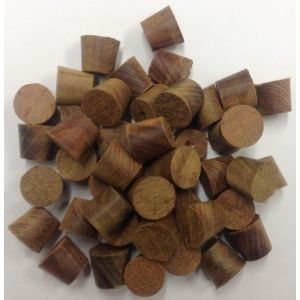 11mm IPE Tapered Wooden Plugs 100pcs