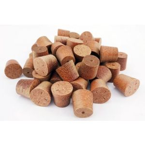 15mm Massaranduba Tapered Wooden Plugs 100pcs