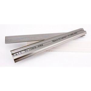 190mm Weinig CentroLock HSS Planer Blades - 1 Pair