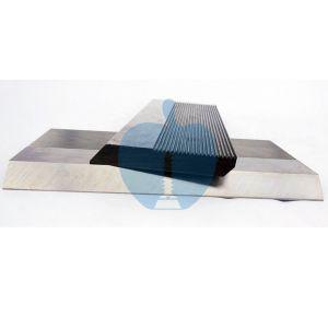 1 Pair HSS Serrated Profile Blanks 130 x 60 x 8 mm