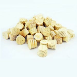 14mm Softwood Tapered Wooden Plugs 100pcs