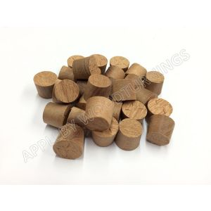 16mm Sapele Tapered Wooden Plugs 100pcs