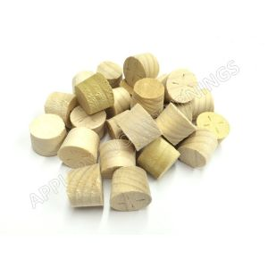 16mm Tulipwood Tapered Wooden Plugs 100pcs