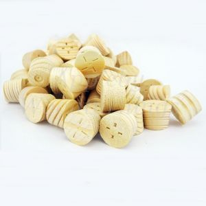 15mm Softwood Tapered Wooden Plugs 100pcs