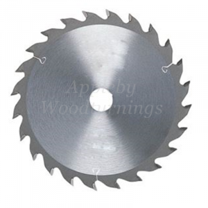 184mm Z=24 ATB Id=16 Saw Blade To Suit Dewalt DW6