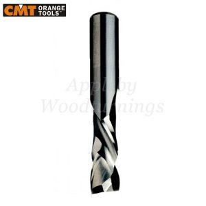 CMT 9.52 x 28.6/76.2 CNC Up / Down Compression Spiral Z=2+2 Right Hand 190.504.11
