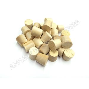 1/2 Inch Birch Tapered Wooden Plugs 100pcs