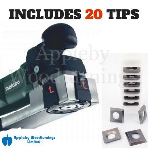Metabo LF724 Paint Stripper / Remover 710W With 20 Tips