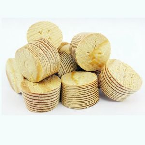 20mm Larch Tapered Wooden Plugs 100pcs