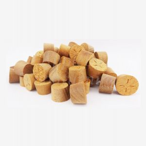 29mm Sapele Tapered Wooden Plugs 100pcs