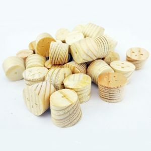 26mm Softwood Tapered Wooden Plugs 100pcs