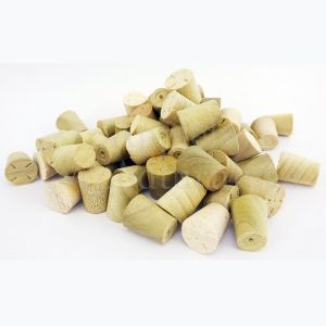 3/8 Inch Tulipwood Tapered Wooden Plugs 100pcs