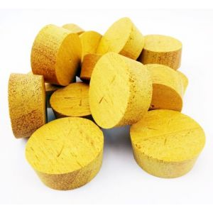 64mm Opepe Tapered Wooden Plugs 100pcs