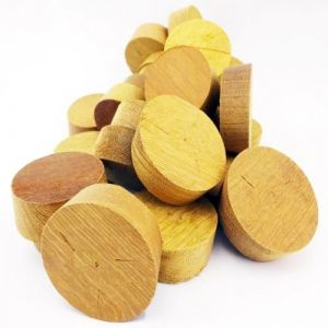 35mm Guariuba Tapered Wooden Plugs 100pcs