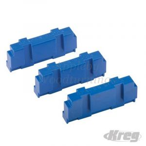Kreg 3 Piece Drill Guide Spacer Blocks 376511
