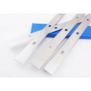 FELDER System 410 x 18.6 x 1.1mm Double Edged Disposable HSS Planer Blades 4pcs