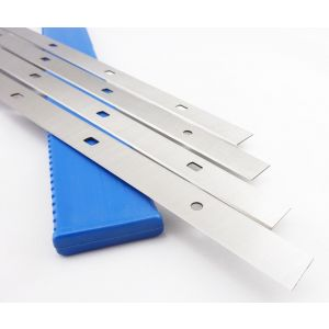 FELDER System 510 x 18.6 x 1.1mm Double Edged Disposable HSS Planer Blades 4pcs