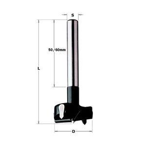CMT TCT Boring Drill Forstner Bit 30 x 90mm S=10mm  512.300.11