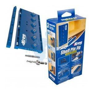 Kreg Shelf Pin Jig Kit with 5mm Drill Bit KMA3220
