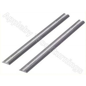 10x82mm carbide planer blades to suit Peugeot RA82CS, RA400, RA3/82