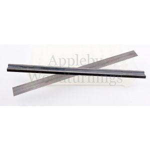 82mm Carbide Planer Blades to suit  Black & Decker DN710