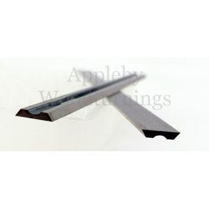 82mm Reversible Carbide Planer Blades to suit  Ferm FP82