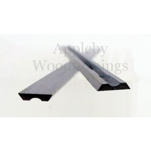 82mm Reversible Carbide Planer Blades to suit Bosch PHO25-82