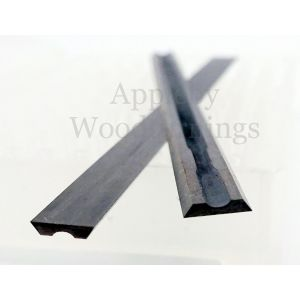82mm Reversible Carbide Planer Blades to suit Bosch PHO100