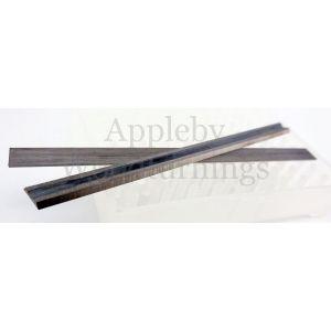 82mm Carbide Planer Blades to suit  Black & Decker KW712