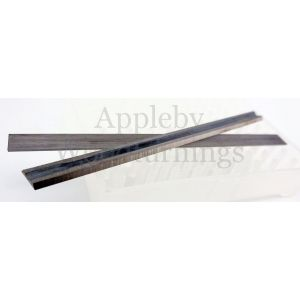 82mm Reversible Carbide Planer Blades to suit Bosch PHO150
