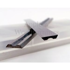 82mm Reversible Carbide Planer Blades to suit Makita FB0800