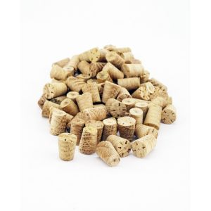 9mm English Oak Tapered Wooden Plugs 100pcs