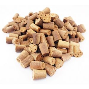 8mm Sapele Tapered Wooden Plugs 100pcs