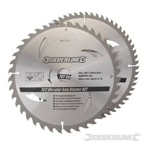 Appleby Woodturnings Circular Saw Blades 180mm