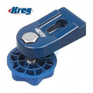 Kreg Adjustable Bench Clamp Base For Bench Dog Holes KBCBA