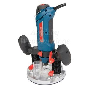 "Silverstorm 600W 1/4"" Multipurpose Router 270289"